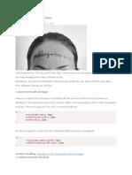 20 Very Useful CSS Stylesheet Tips