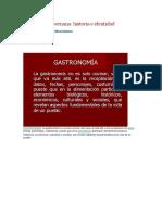 Gastronomia peruana.docx