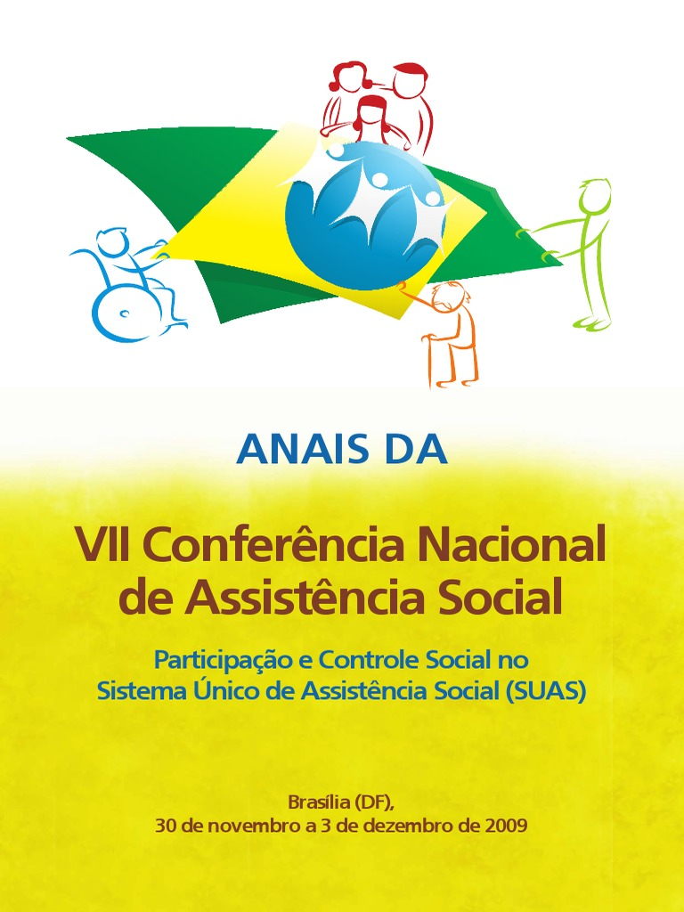 Anais Da VII Conferência Nacional de Assistência Social (2009) 459b116804