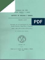 Geología - Cuadrangulo de Puquina %2834t%29%2C Omate %2834u%29%2C Huaitire %2834v%29%2C Mazo Cruz %2834x%29 y Pizacoma %2834y%29%2C1978