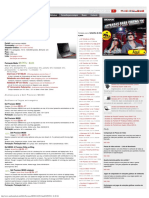 Análise  Dell Precision M6500