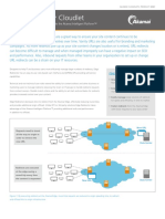 Edge Redirector Cloudlet Product Brief