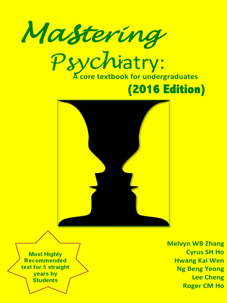 Workbooks the anxiety and phobia workbook 5th edition : Mastering Psychiatry 2016   Hallucination   Delusion