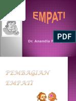 bahan empati