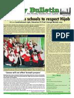 Friday Bulletin 324