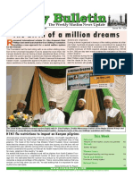 Friday Bulletin 326