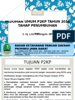 PEDOMAN UMUM P2KP TAHUN 2016.pptx