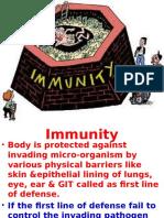 Immunity by Dr P R CHOUDHARY