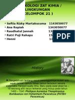 Toksikologi Slide
