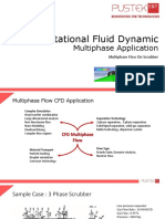 Aplikasi CFD Multiphase