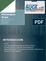 Patologías Auge 50 - 59