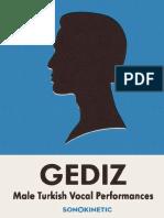 Gediz Reference Manual