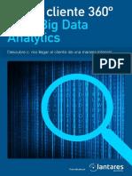 Vision Cliente 360 en El Big Data Analytics