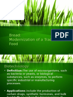 BREAD - Traditional to Modern Bread