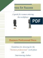 DressforSuccess - Women