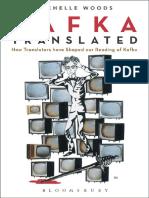 Kafka Translated_ How Translators Have Shaped Our Reading of Kafka-Bloomsbury Academic (2013)