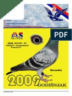Godišnjak rezultata 2009