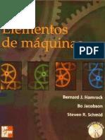 Elementos de Maquinas Bernard j.hamrock
