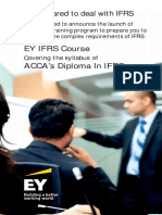 EY IFRS Training Program