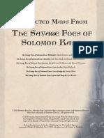 Foes of Kane Map Pack