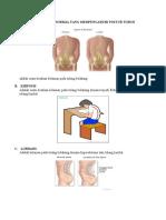 Struktur Abnormal Yang Mempengaruhi Postur Tubuh