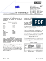 Cryogenic 308LCF