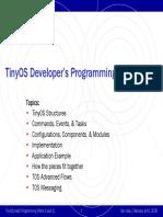 03 TinyOS Programming