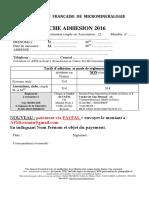 AFM Adhsionpaypal 2016