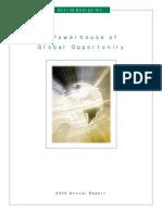 Antrim 2000 Annual Report