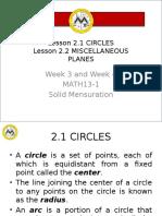 Lesson 2 MATH13-1
