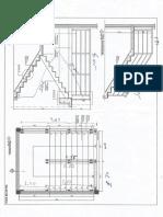 Dimensões Escada Sala