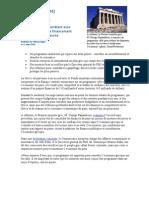 Bulletin du FMI sur la Grèce