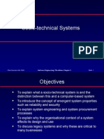 Socio Technical Systems