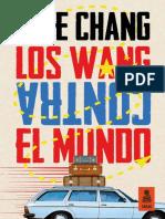 """Los Wang contra el mundo"", Jade Chang (Kailas)"