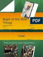 collins lis 693 goal project presentation
