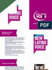 Latest Latino Vote Tracking Poll
