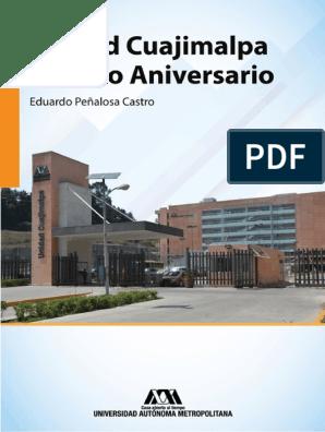 Unidad Cuajimalpa Décimo Aniversario Universidad Maestros