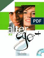 Alterego2 Méthode de français Livre