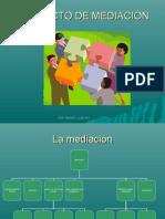 Presentación proyecto mediación