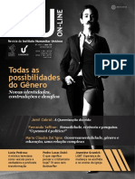 Revista - Todas as Possibilidades Do Gênero