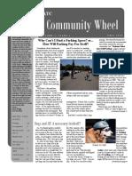 Community Wheel Magazine, Fall 2005