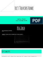 touchstone project curriculum 8740