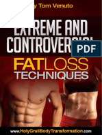 Controversial Fat Loss