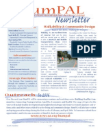 Newsletter Fall 2005 ~ Humboldt Partnership for Active Living