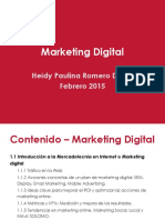Tema 1. Marketing Digital