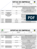 Serviços de Emprego Do Grande Porto- Ofertas 22 de Junho 2016