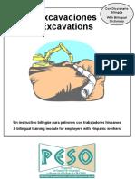 Peso Excavacion