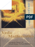 Vedic Mathematic 2004