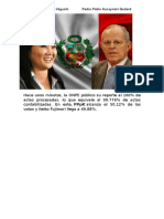 Keiko Sofía Fujimori HiguchiPedro Pablo Kuczynski Godard