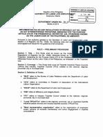 DOLE DO No. 140-14, S. 2014